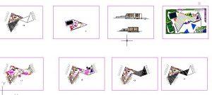 پروژه طراحی فنی خوابگاه دانشجویی