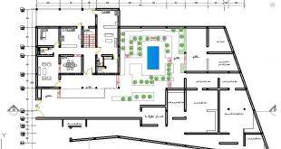 پروژه طراحی معماری 4 دامداری